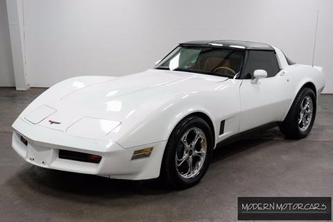 1981 Chevrolet Corvette for sale in Nixa, MO