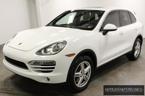 2013 Porsche Cayenne for sale in Nixa, MO