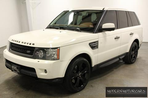 2010 Land Rover Range Rover Sport for sale in Nixa, MO