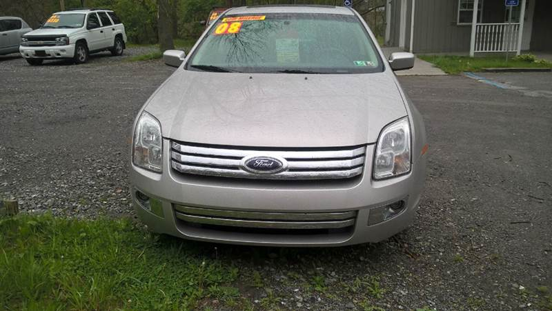 2008 Ford Fusion V6 SEL 4dr Sedan - Hollidaysburg PA