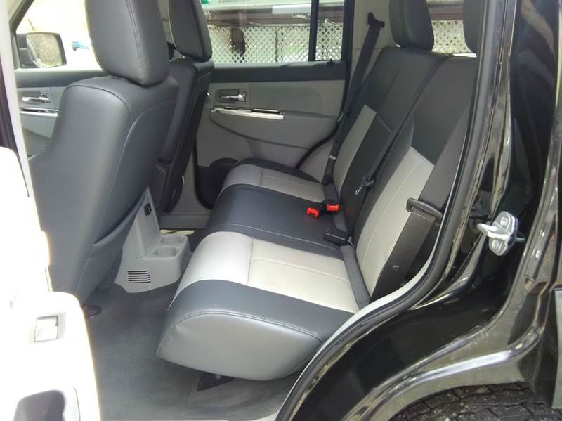 2008 Jeep Liberty Limited 4x4 4dr SUV - Hollidaysburg PA
