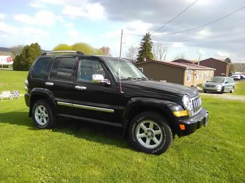 2006 Jeep Liberty for sale in Hollidaysburg, PA