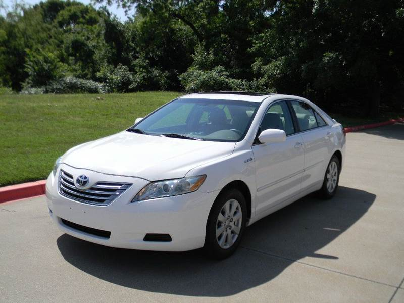 2009 Toyota Camry Hybrid 4dr Sedan In Lewisville Tx Gt Auto