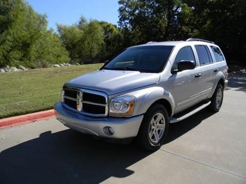 2005 Dodge Durango for sale in Lewisville, TX