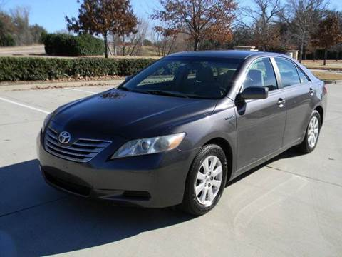 2009 Toyota Camry Hybrid for sale in Lewisville, TX