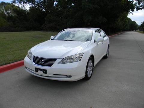 2007 Lexus ES 350 for sale in Lewisville, TX