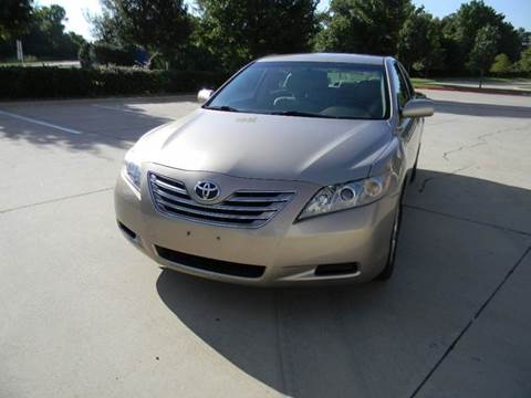 2007 Toyota Camry Hybrid For Sale In Lewisville, TX