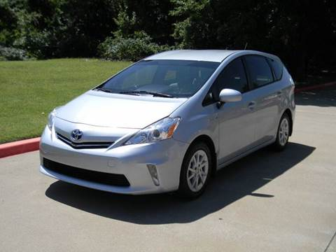 2012 Toyota Prius v for sale in Lewisville, TX