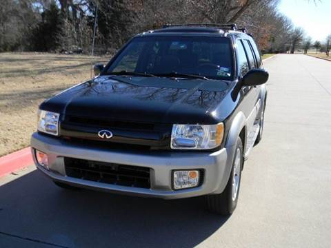 2001 Infiniti QX4 for sale in Lewisville, TX