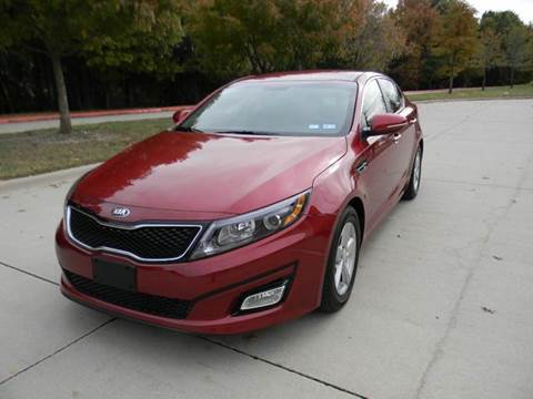 2014 Kia Optima for sale in Lewisville, TX