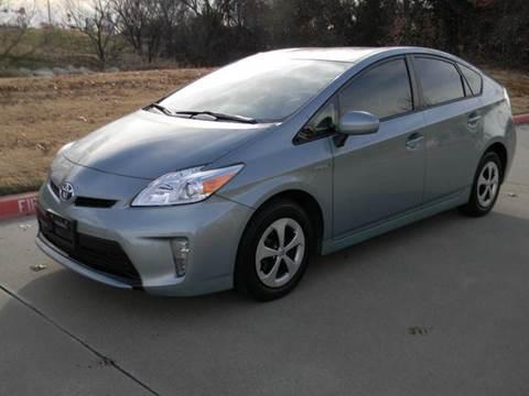 Hanlees Davis Toyota >> Toyota Prius For Sale in Lewisville, TX - Carsforsale.com