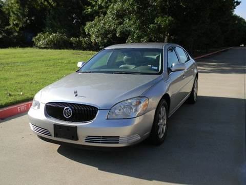 2008 Buick Lucerne for sale in Lewisville, TX