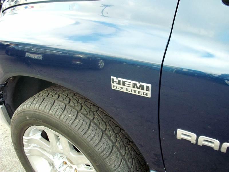 2006 Dodge Ram Pickup 1500 SLT 4dr Quad Cab SB - San Diego CA