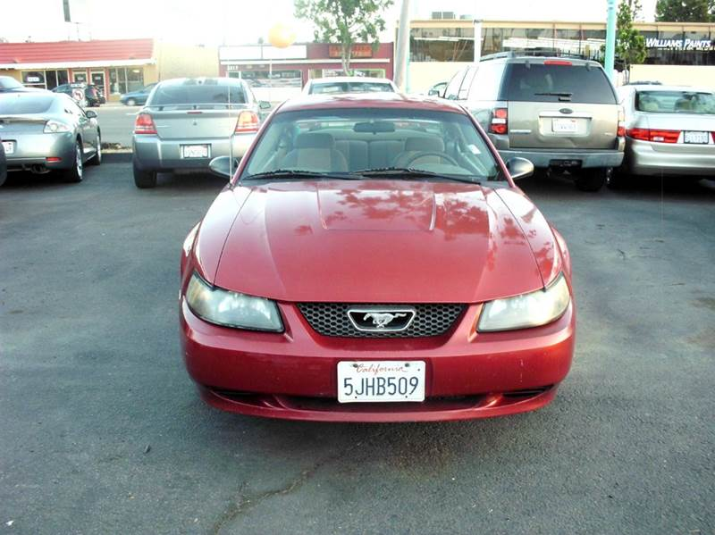 2004 Ford Mustang 2dr Coupe - San Diego CA