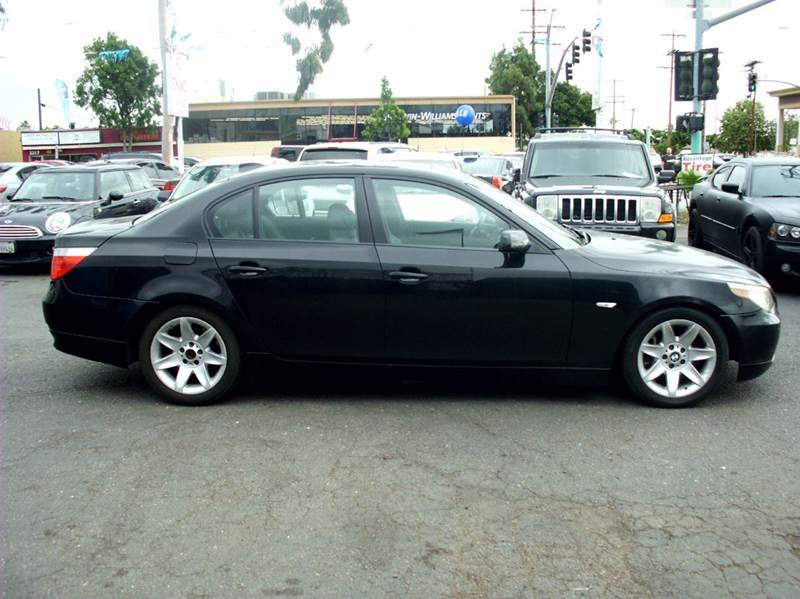 2007 BMW 5 Series 550i 4dr Sedan - San Diego CA