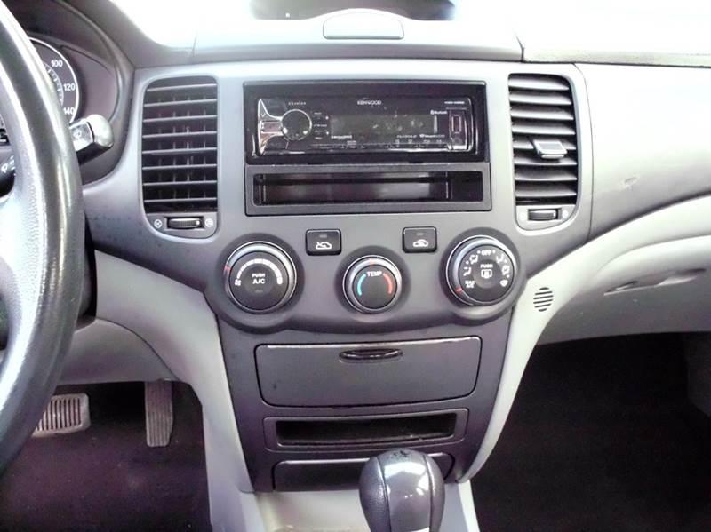2008 Kia Optima LX 4dr Sedan (2.7L V6 5A) - San Diego CA
