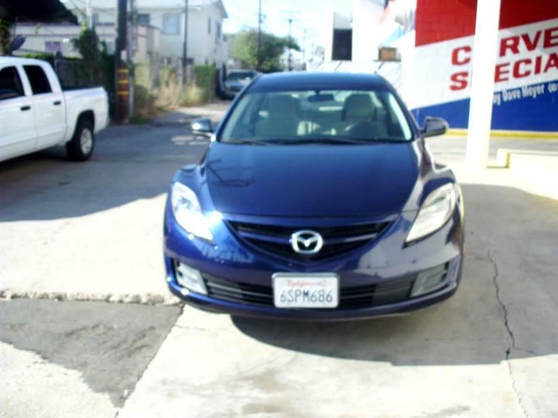 2009 Mazda MAZDA6 i Sport 4dr Sedan 5A - San Diego CA
