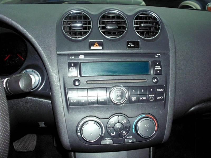 2008 Nissan Altima 2.5 S 2dr Coupe CVT - San Diego CA