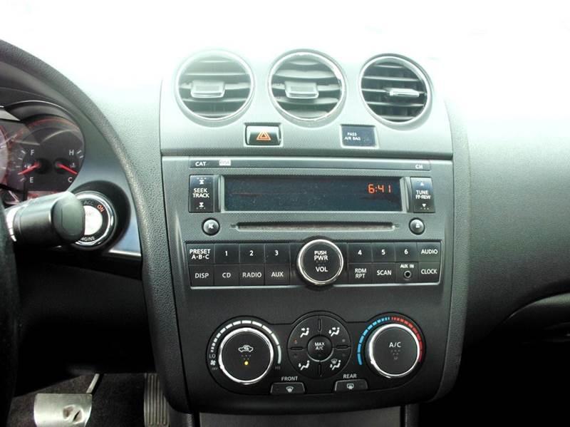 2008 Nissan Altima 3.5 SE 2dr Coupe CVT - San Diego CA