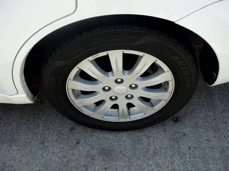 2012 Mitsubishi Galant FE 4dr Sedan - San Diego CA
