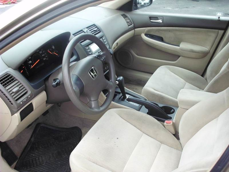 2005 Honda Accord LX 4dr Sedan - San Diego CA
