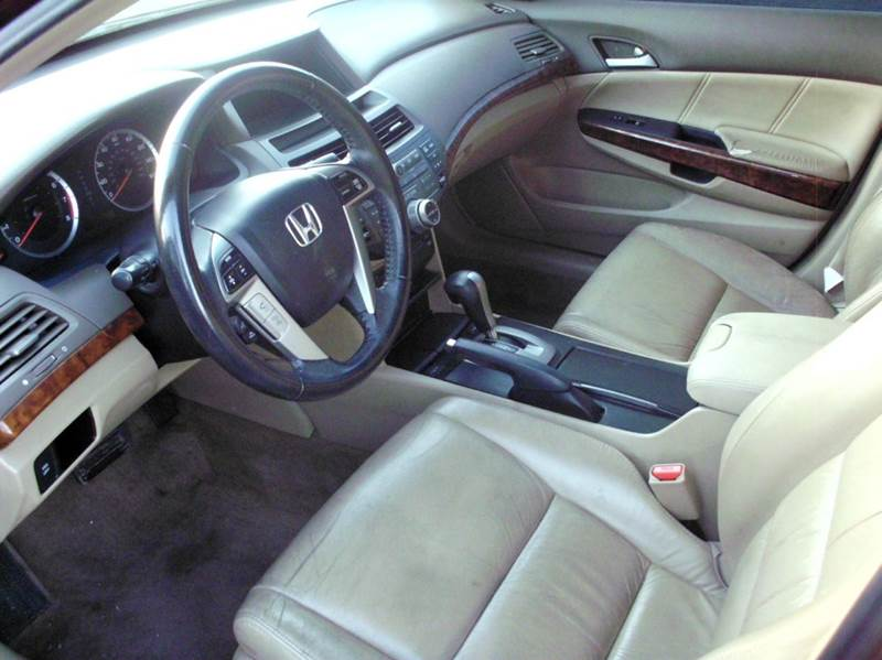 2008 Honda Accord EX-L V6 4dr Sedan 5A - San Diego CA