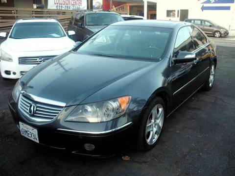 2005 Acura RL for sale in San Diego, CA
