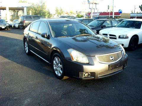 2007 Nissan Maxima for sale in San Diego, CA