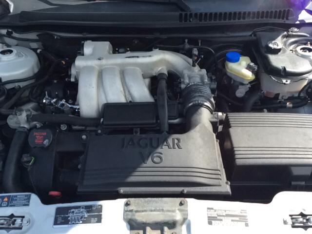 2003 Jaguar X-Type AWD 2.5 4dr Sedan - Bristol TN