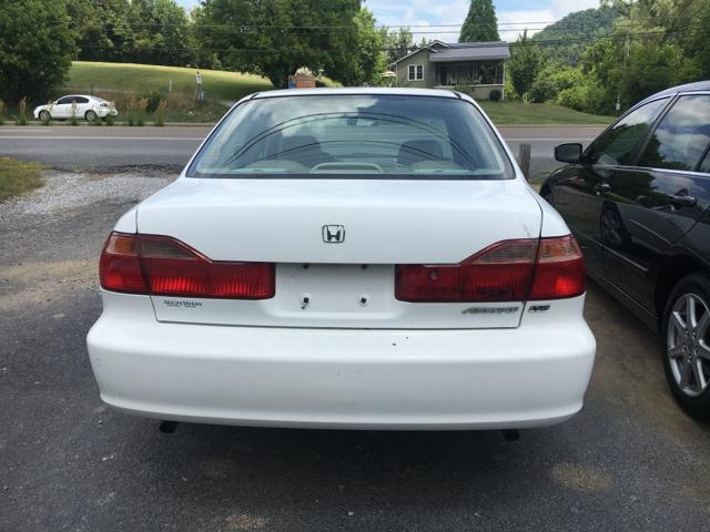 2000 Honda Accord EX V6 4dr Sedan - Bristol TN