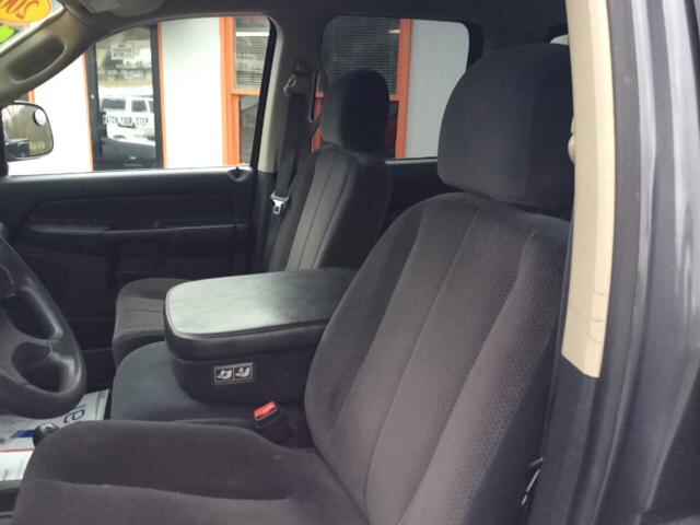 2003 Dodge Ram Pickup 1500 4dr Quad Cab SLT 4WD SB - Bristol TN