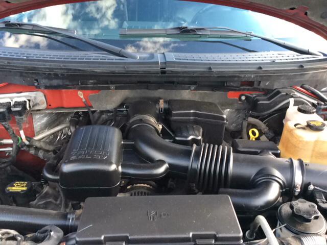 2010 Ford F-150 Lariat 4x4 4dr SuperCrew Styleside 5.5 ft. SB - Bristol TN