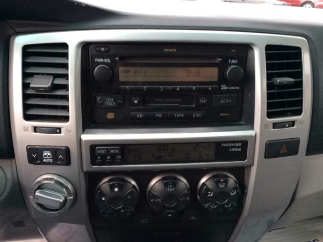 2005 Toyota 4Runner SR5 4WD 4dr SUV - Bristol TN