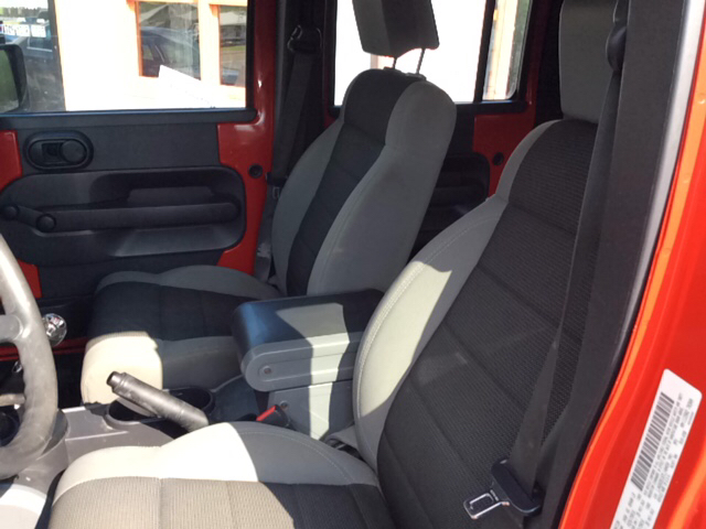 2007 Jeep Wrangler Unlimited 4x4 X 4dr SUV - Bristol TN