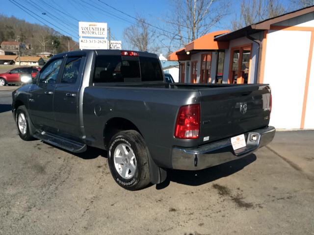2010 Dodge Ram Pickup 1500 SLT 4x4 4dr Quad Cab 6.3 ft. SB Pickup - Bristol TN