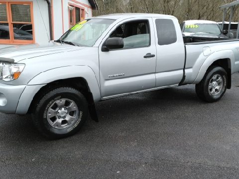2008 toyota tacoma for sale in tennessee. Black Bedroom Furniture Sets. Home Design Ideas