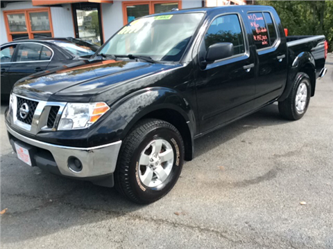 2011 Nissan Frontier for sale in Bristol, TN