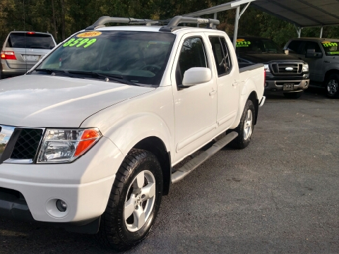 2005 Nissan Frontier for sale in Bristol, TN