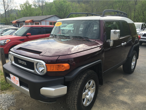 2007 Toyota FJ Cruiser for sale in Bristol, TN