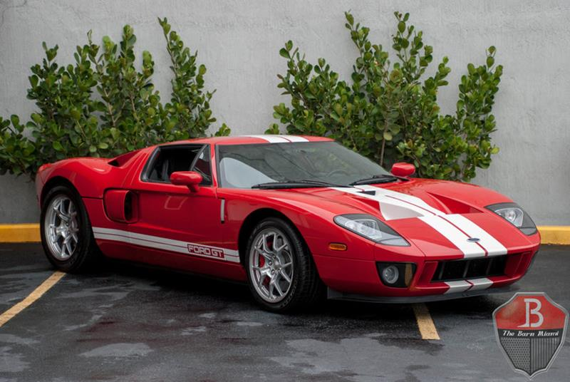 Ford Gt For Sale In Miami Fl