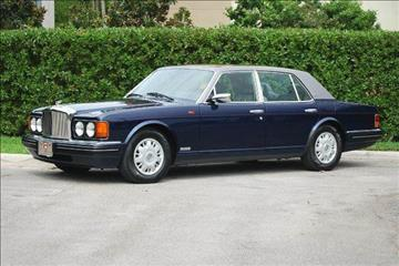 1996 Bentley Brooklands for sale in Miami, FL