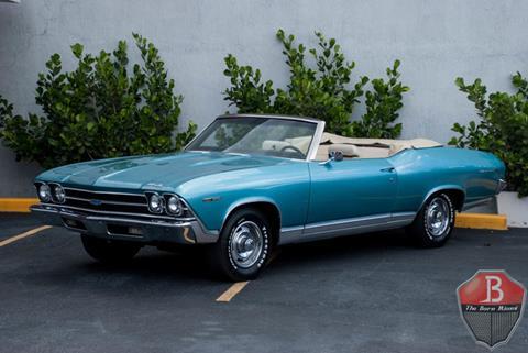 1969 Chevrolet Chevelle for sale in Miami, FL