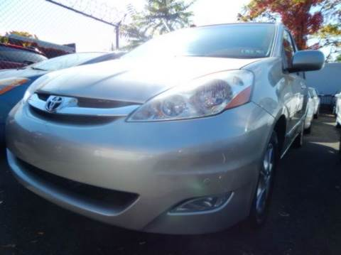 2006 Toyota Sienna For Sale New Jersey