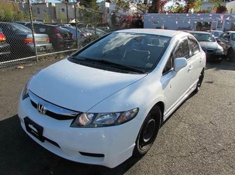 2010 Honda Civic for sale in Jersey City, NJ