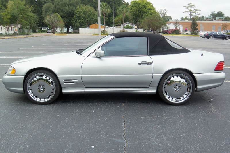 1998 mercedes benz sl class sl500 2dr convertible in north for 1998 mercedes benz sl500