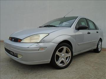 2002 Ford Focus for sale in North Richland Hills, TX