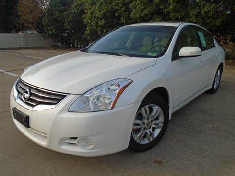 2010 Nissan Altima for sale in North Richland Hills, TX