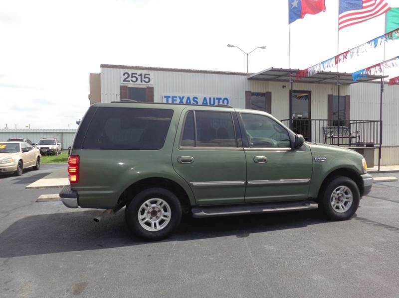 2001 ford expedition for sale in texas for Scott harrison motors houston tx