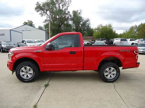 2018 Ford F-150 for sale in Seneca, KS