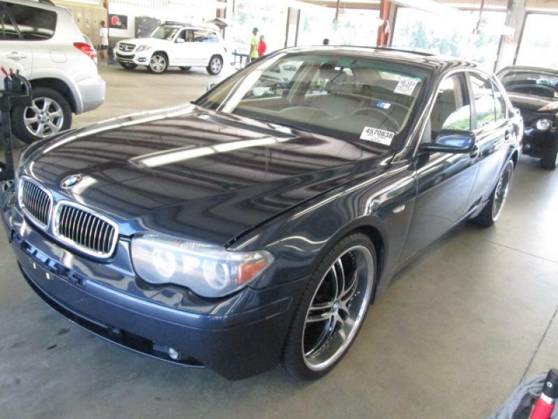 2003 BMW 7 Series 745i 4dr Sedan - Snellville GA